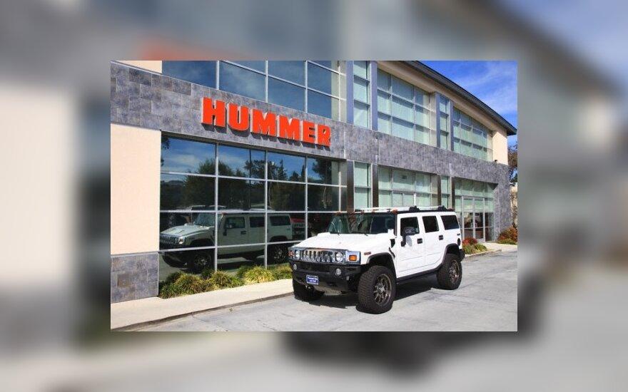 """Ar """"Hummer"""" visureigiai """"pažaliuos""""?"""