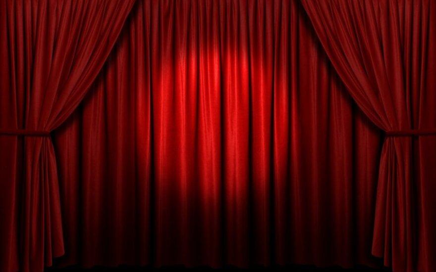 Teatras gyvenime – gyvenimas teatre