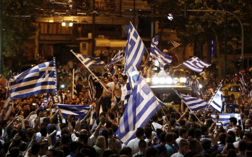 Graikijos futbolo fanai