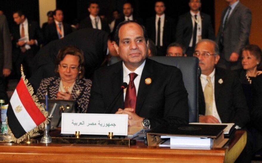 Abdel Fattahas al Sissi