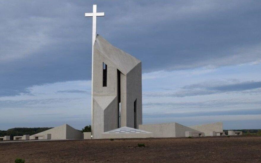 Memorialas Kryžkalnyje // Raseinių rajono savivaldybės nuotr.
