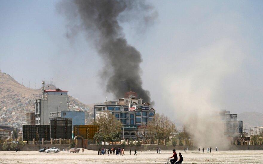 Rusijos paviešintuose dokumentuose matyti tolimesni jos planai Afganistane