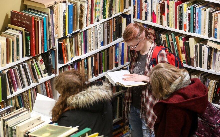 Lietuvos knygų leidėjai nusitaikė į Lenkiją