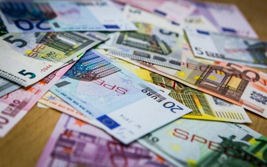Reikia euro: išgyventi su litu – neįgyvendinama svajonė