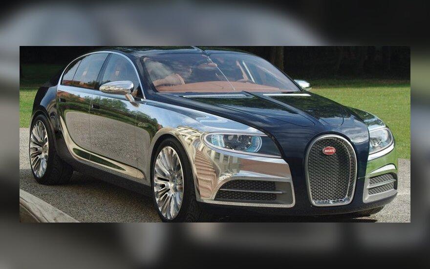 Bugatti Galibier 16C koncepcija