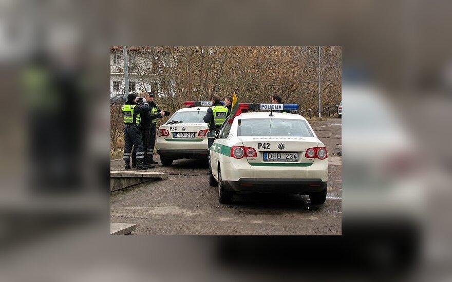 Policija: palaikyti krepšinio rinktinę galima ir nevartojant svaigalų