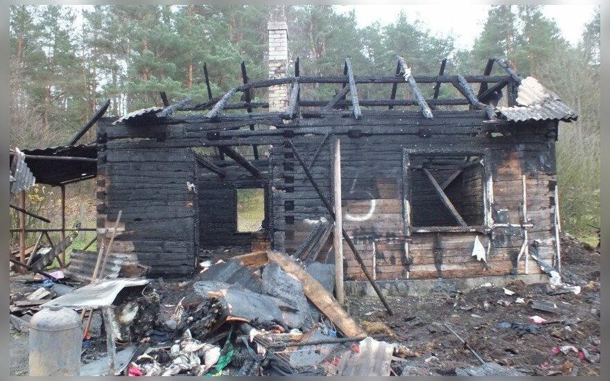 Šakių rajone autonominis dūmų detektorius išgelbėjo šeimą