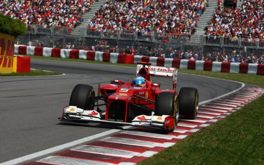 "F-1 ""Ferrari"" automobilis"