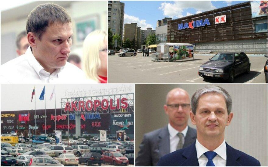 """<span style=""""color: #ff0000;"""">VP skyrybos.</span> Pradėjo šiauštis tarp """"Vilniaus prekybos"""" akcininkų prabėgusi juoda katė"""