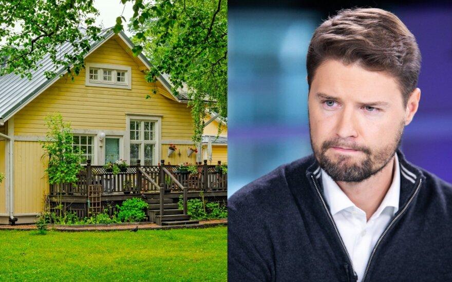Mykolas Majauskas svarstė kaimo mokyklų klausimą.