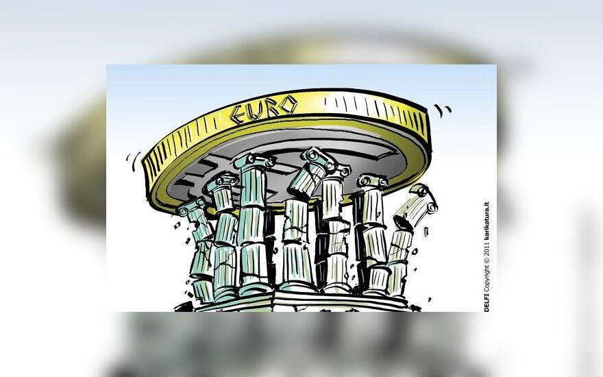 Ar euro zona pasimokė iš savo graikiškosios odisėjos?