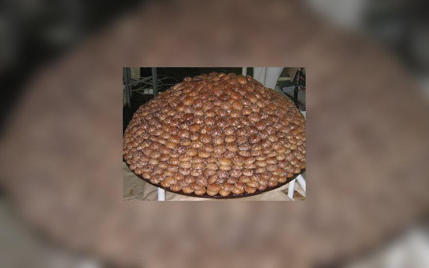 rekordinis meduolis