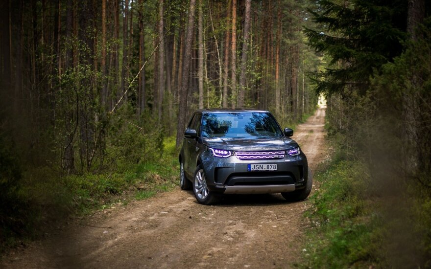 """Land Rover Discovery"""