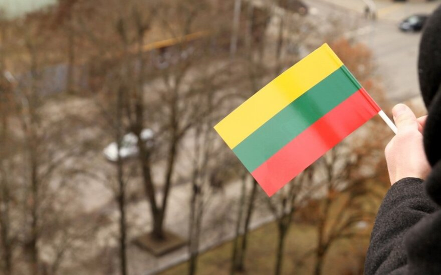 Marijonai, viskas gerai - mes tikrai mylime Lietuvą