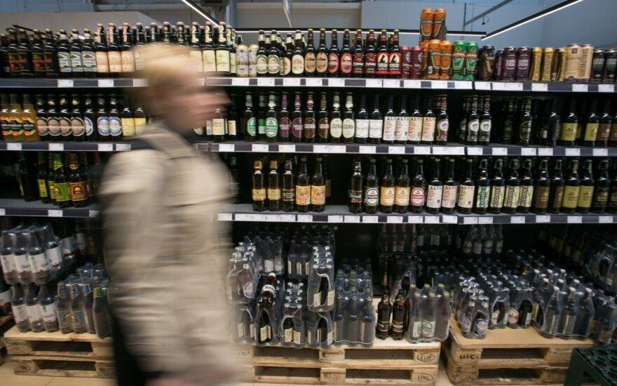 Kyla dar viena alkoholio draudimų banga