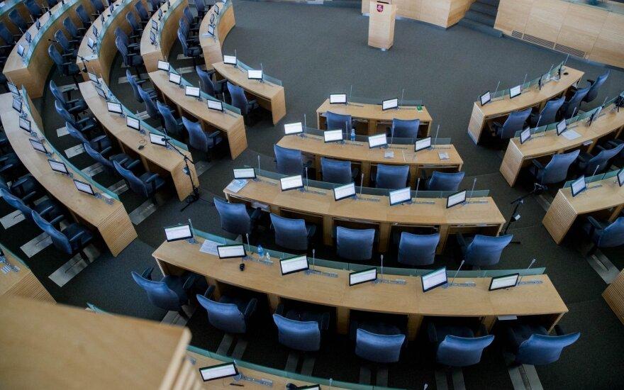 Parlamentarai svarsto kyšininkavimui ir prekybai poveikiu netaikyti senaties