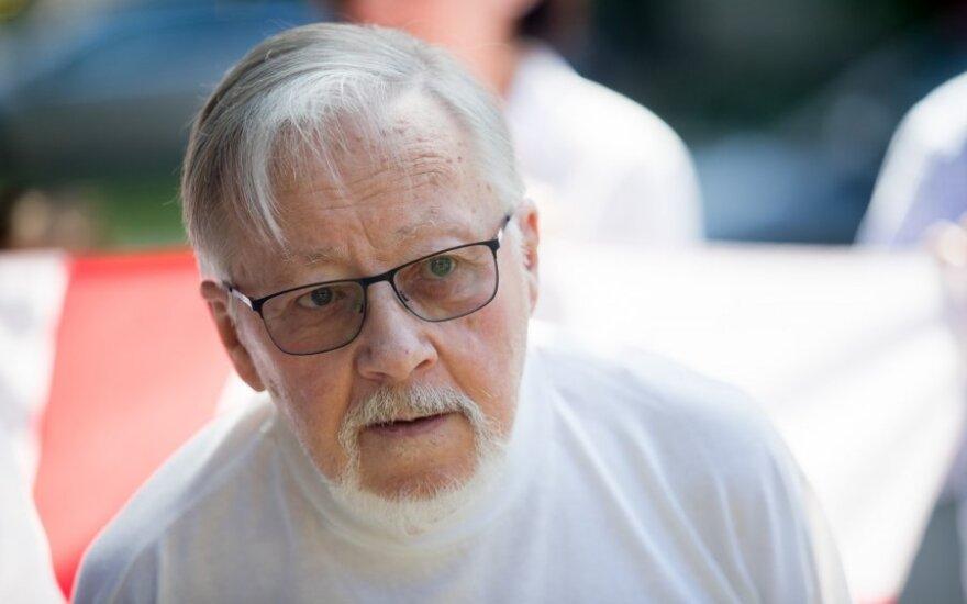 Vytautas Landsbergis: naujas holokaustas gali smogti visiems