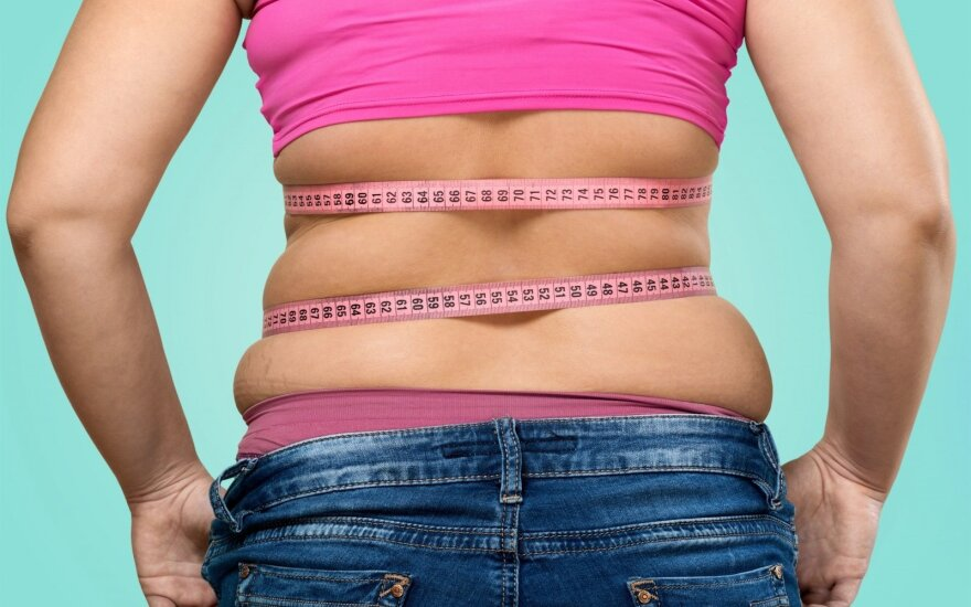 Atvejai, kai staigus svorio augimas gali signalizuoti apie sveikatos problemas