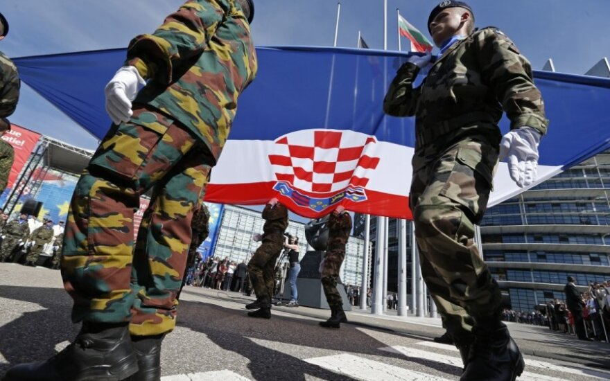 Croatian defence minister to visit Lithuania