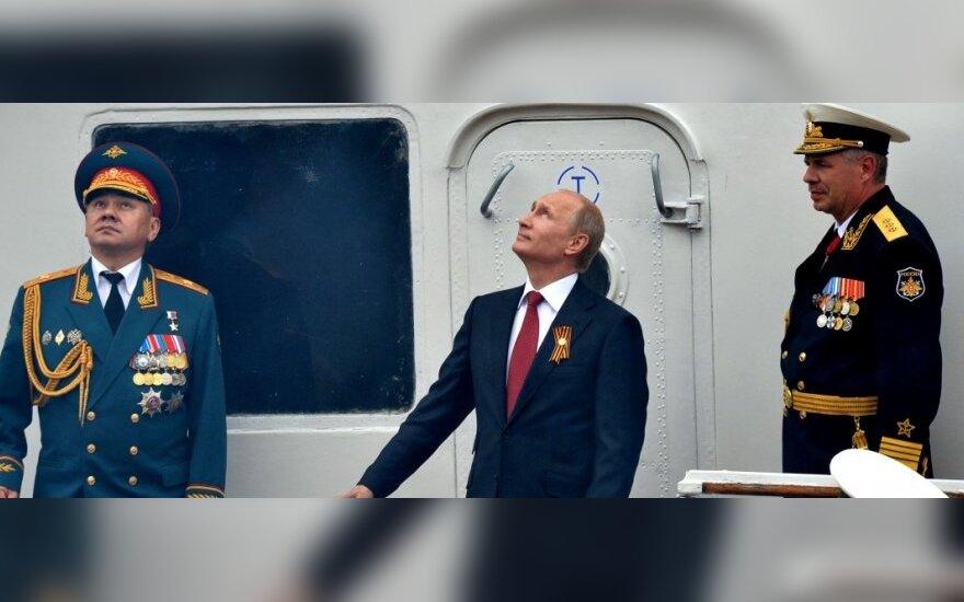 Buvęs Dūmos deputatas prisiminė uždarą pasitarimą, kurio metu Putinas iškėlė Krymo aneksijos klausimą
