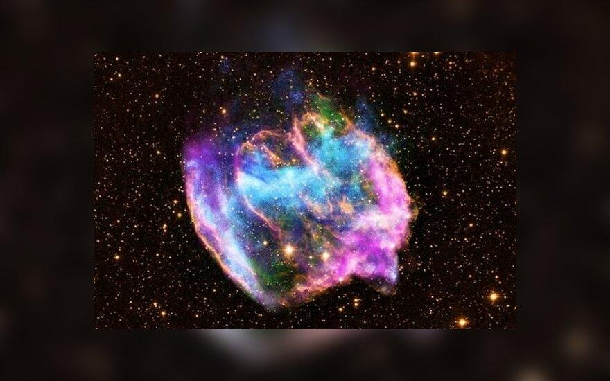 Supernova W49B