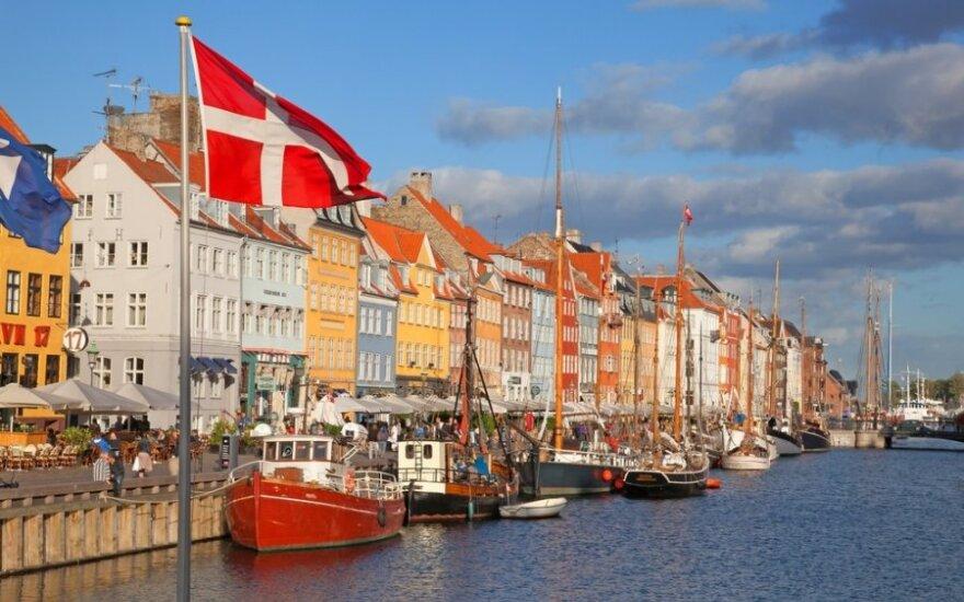 Danija pasirengusi siųsti karius į Baltijos šalis ir Lenkiją