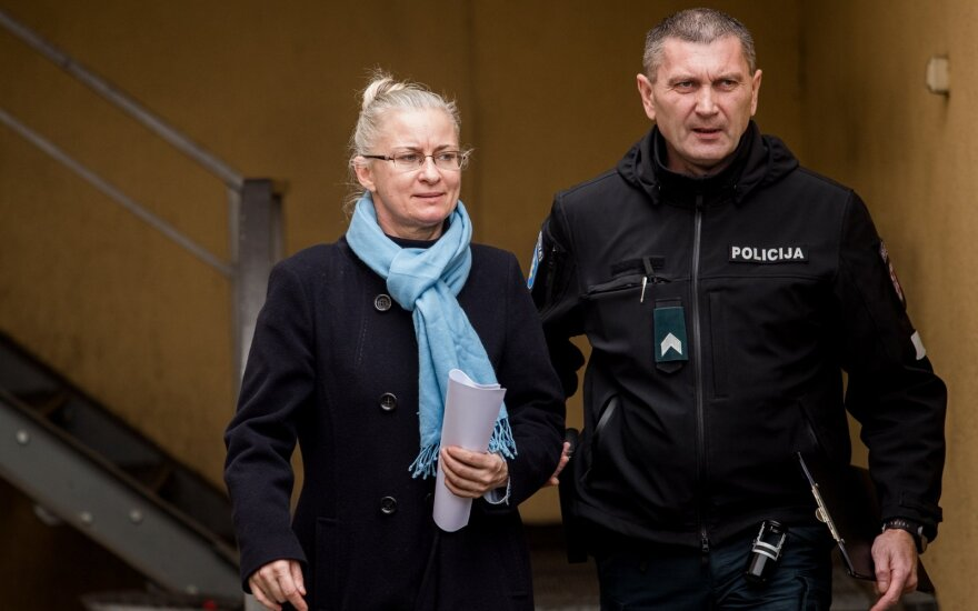 Teismas nagrinės Venckienės skundą dėl suėmimo