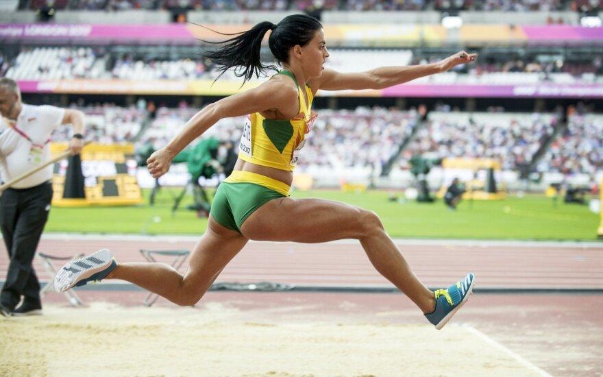 A. Pliadis: gražiausios nuotraukos iš pasaulio lengvosios atletikos čempionato