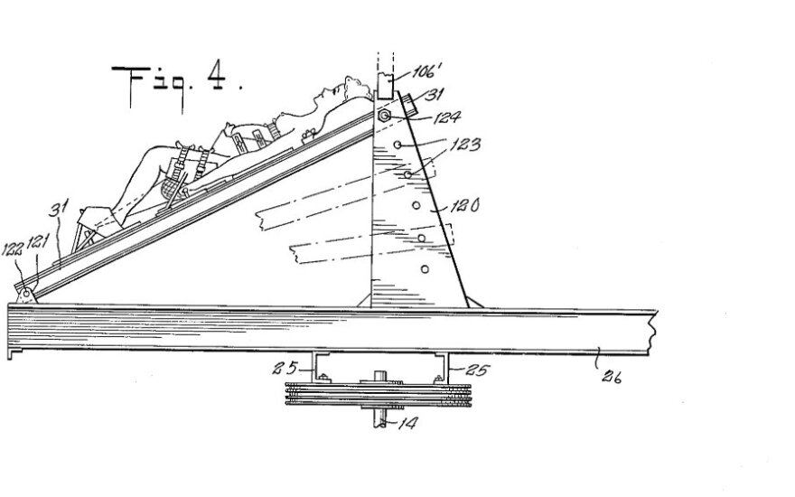 Patentuota gimdymo mašina