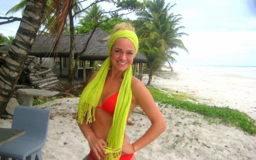 Ingrida Martinkėnaitė Brazilijoje