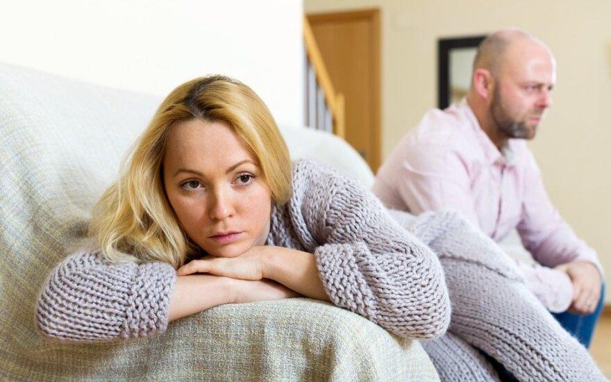 Neištikimybė: kaip jam atleisti, nepavirstant skuduru?