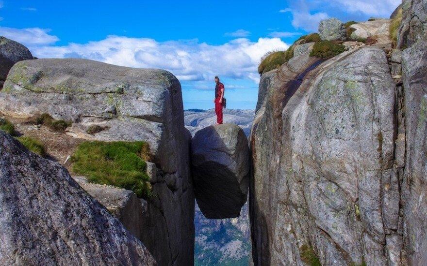 Į tėvynę iš Norvegijos grįšiantys emigrantai pasidalijo kelionės įspūdžiais