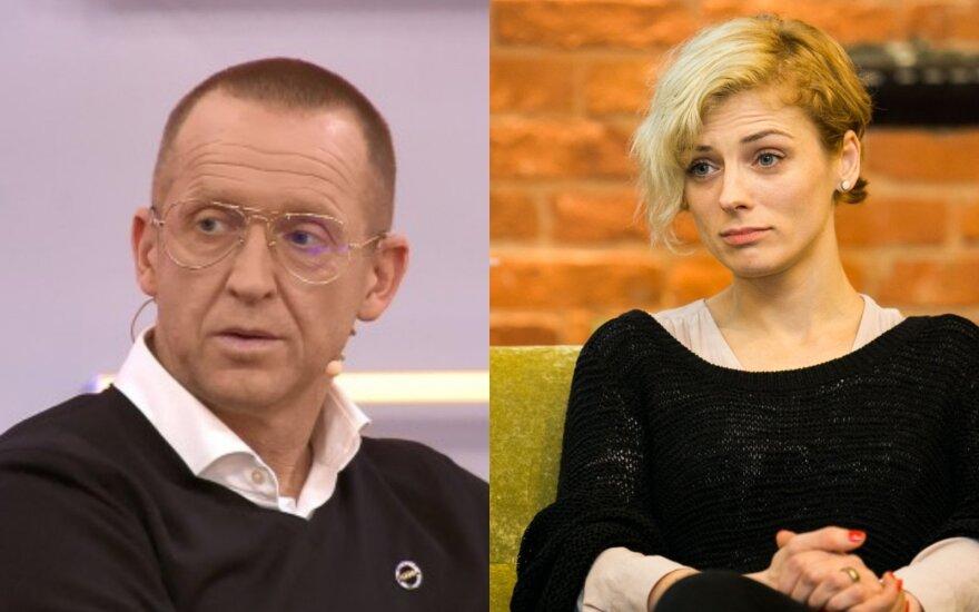 Martynas Tyla, Živilė Diawara