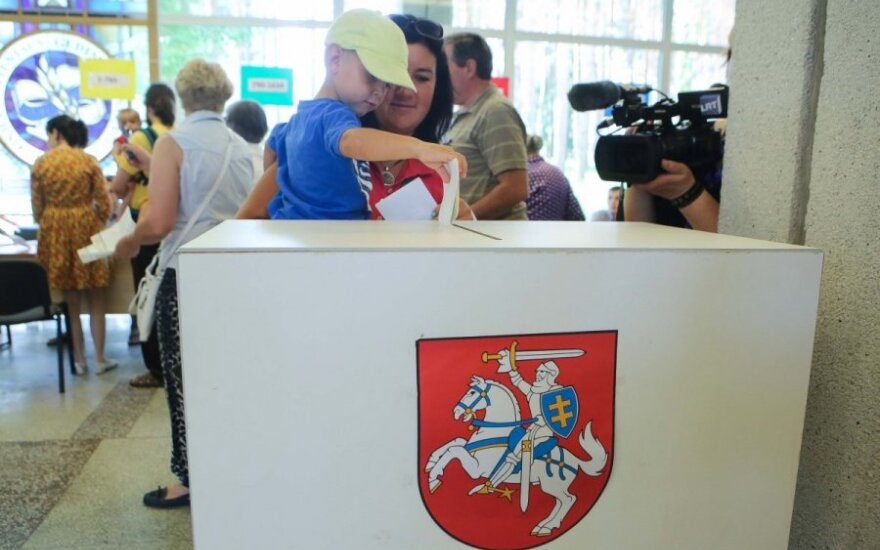 Lithuania begins municipal elections campaign