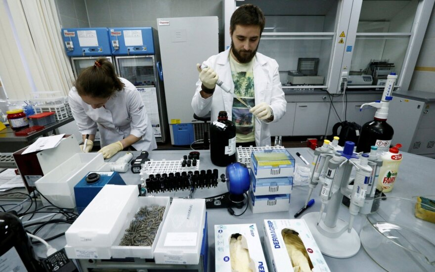 Antidopingo laboratorija