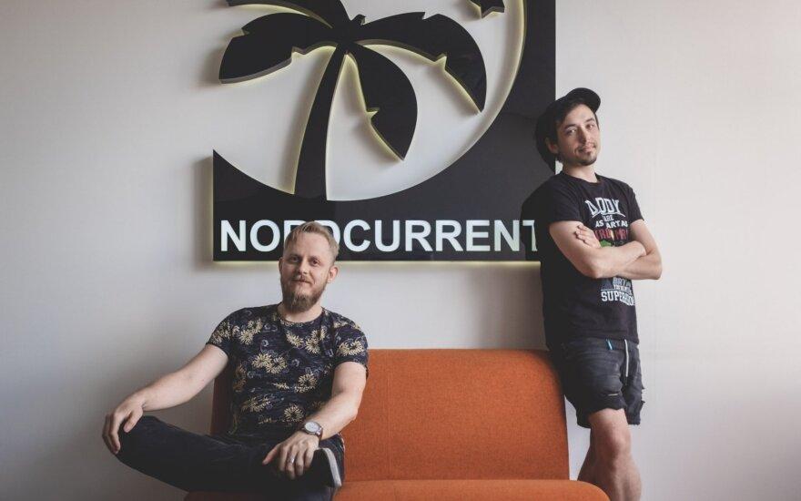 Žaidimų grafikos dailininkai: Marius Pocius ir Paulius Kaščis