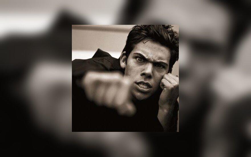 agresija, pyktis, jaunuolis, vaikinas, kumštis