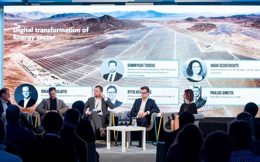 2019 m. Energy Tech Summit konferencija