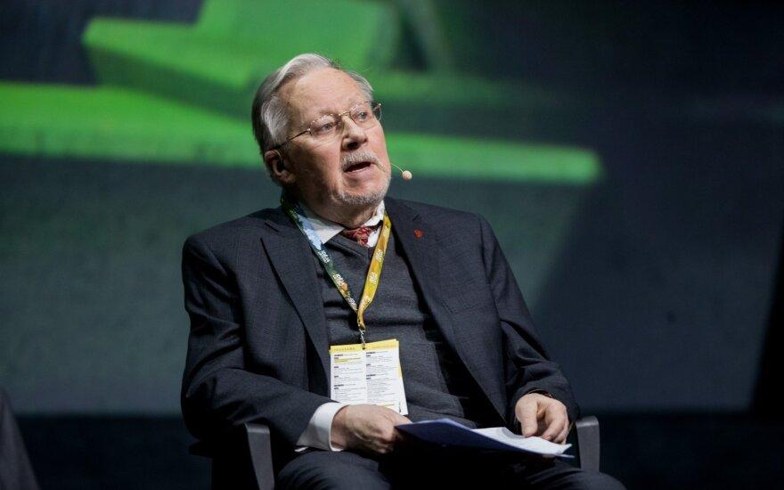Professor Vytautas Landsbergis