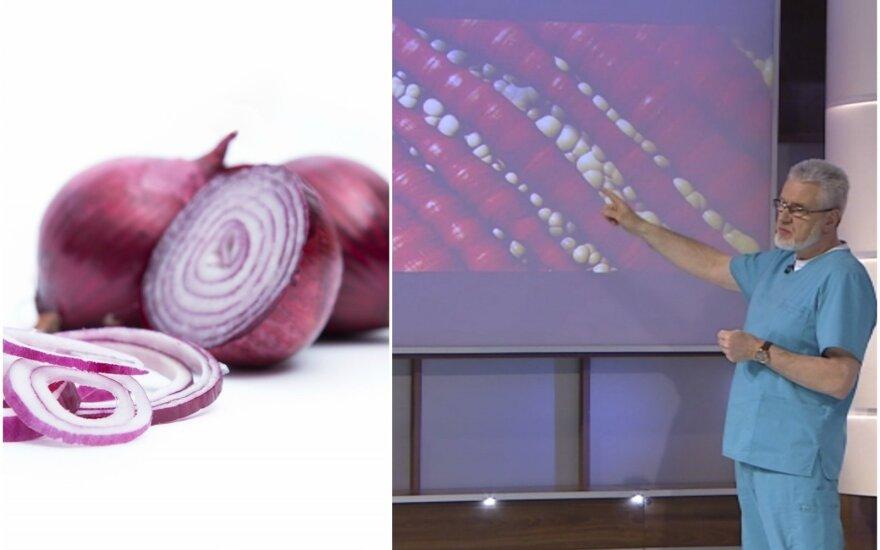 Gydytojas Unikauskas įvardijo daržoves, kurias valgant nereikės kankintis dietomis