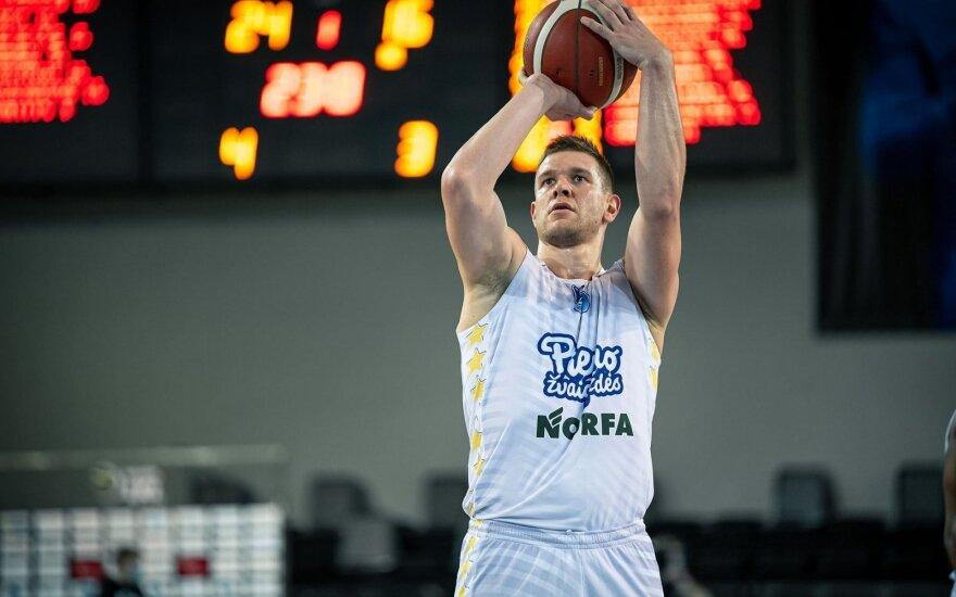 Tomas Lekūnas / FOTO: L.Šilkaitis/BasketNews.lt
