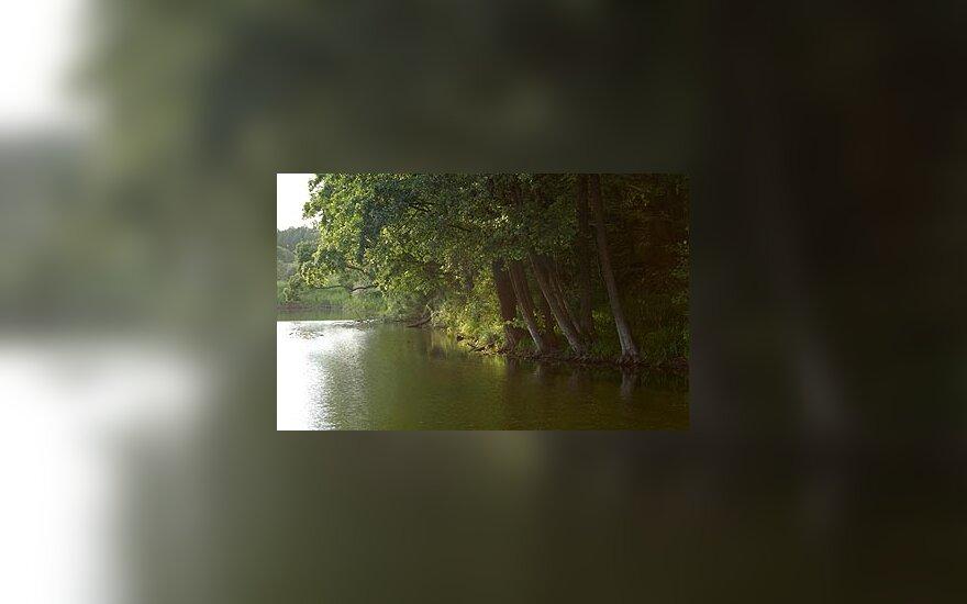 Vandens telkinys