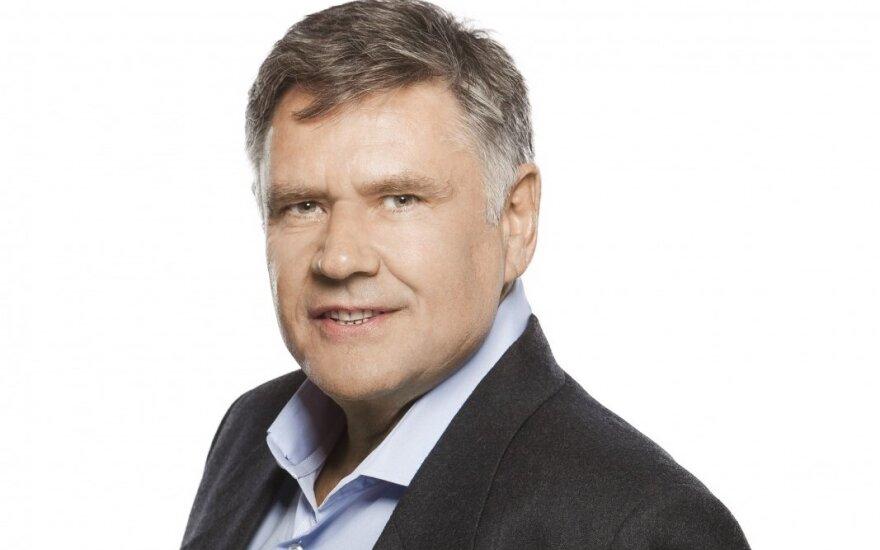 Vidmantas Martikonis. Kol pasaulis ruošiasi, Lietuvoje kasami sliekai