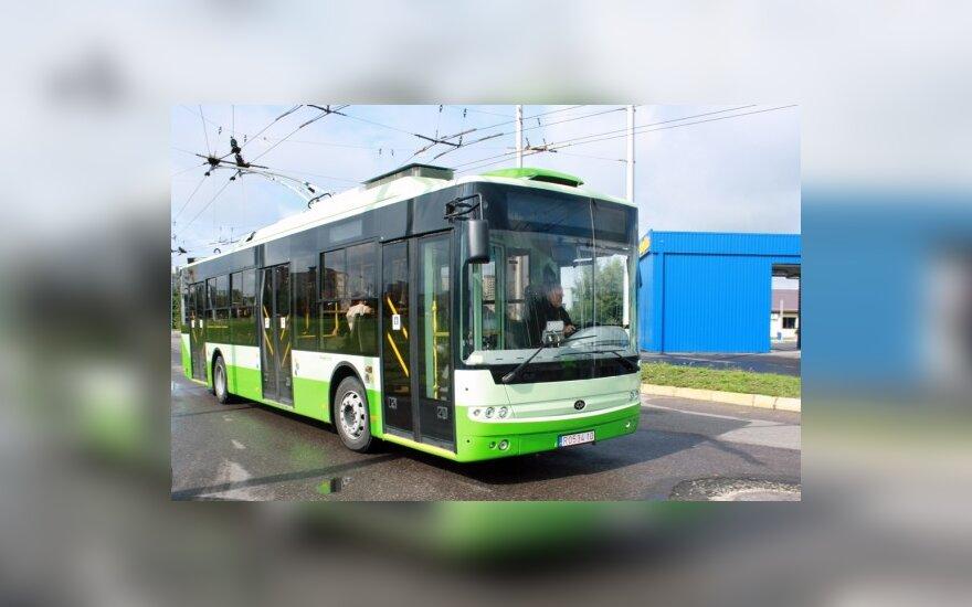 "Troleibusas ""Bogdan T70115"""