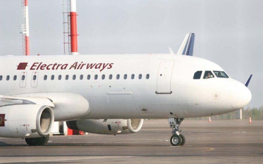 """Electra Air"" lėktuvas"