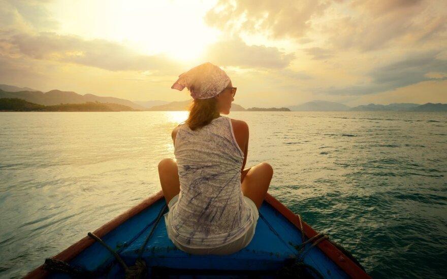 Psichologė atskleidžia, ko iš tikrųjų siekiame kelionėmis