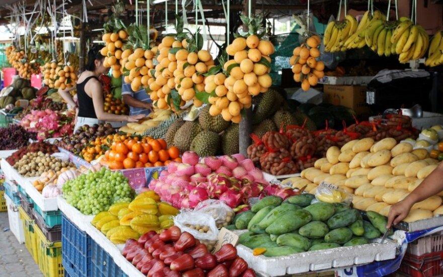 Neįtikėtinos vaisių karaliaus galios: gausu kalio, vitaminų A, C, B6