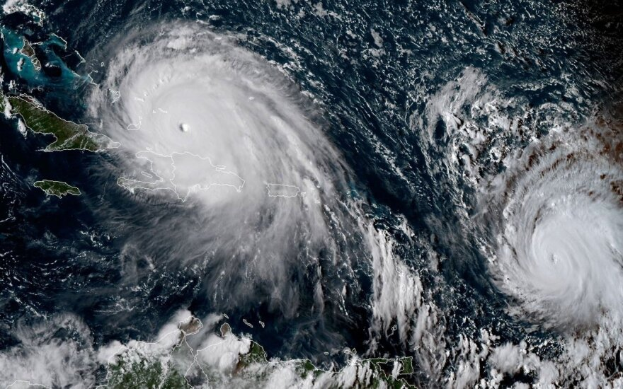 "Hurricanes ""Irma"" and ""Jose"""