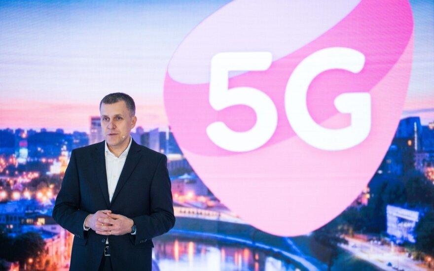 В Литве потребители подключатся к связи нового поколения 5G со следующего года