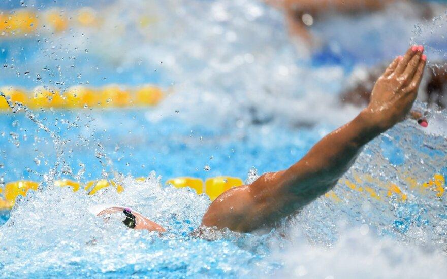 Arijus Pavlidis pateko į Europos jaunimo čempionato pusfinalį